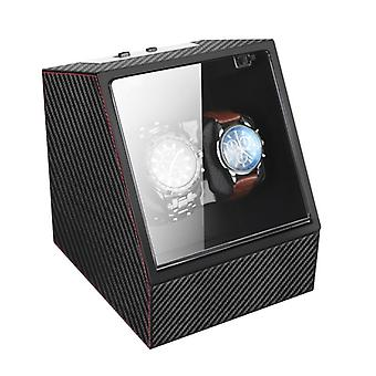Automatic Luxury Watch Winder Box Accessories, Display Mechanical Rotating,