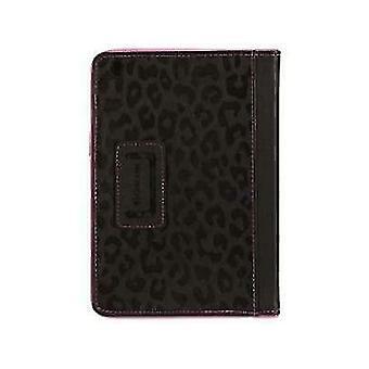Griffin Moxy Folio Stor Katt for iPad MINI Leopard Print PINK - GB36131
