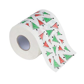 Jul Tema Home Badeværelse Toilet Roll Tissue Paper