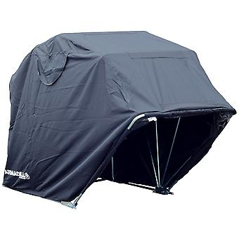Armadillo Motorcycle Garage Shelter - Medium (283cm X 105cm X 155cm)