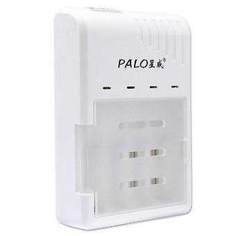 Palo M705 4 Steckplatz LI-ION 18650 Li18650 Li18500 Li16340 Li14500 Akkuladegerät