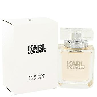 Karl Lagerfeld Eau De Parfum Spray von Karl Lagerfeld 2,8 oz Eau De Parfum Spray