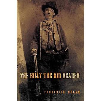 Frederick Nolanin Billy the Kid Reader - 9780806157580 Kirja