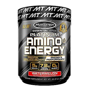 MuscleTech Platine Amino + Melon d'eau Energy 288 gr