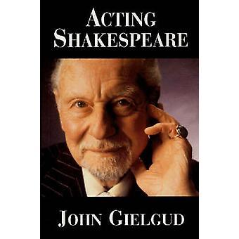 John Gielgudin näyttelevä Shakespeare