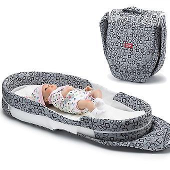 Foldable Baby Crib, Infant Travel Bed, Kids Multifunction Mummy Bag