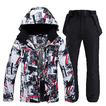 Outdoor Hot Ski Jacket + Pants Set