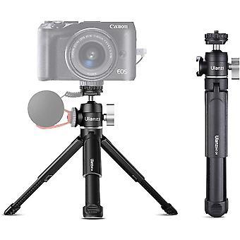 Mini Tripod with Ballhead, Camera Tripod for Sony ZV-1 Canon G7X Mark III M6 Mark II Sony RX100 VII