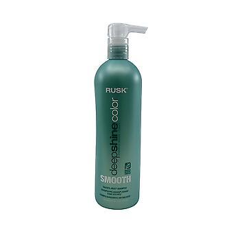 Rusk Deep Shine Color Smooth Shampoo 25 OZ