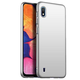 Ultra thin case for samsung a10 anti fall shockproof cover silver kc854