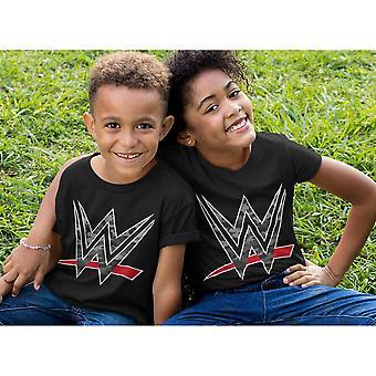 WWE Girls Camo Logo T-Shirt