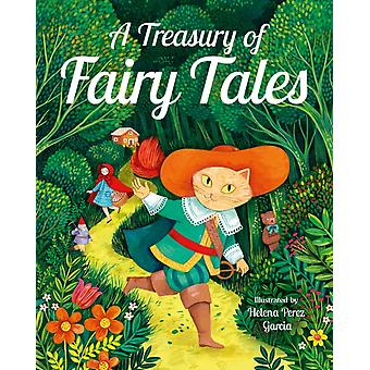 A Treasury of Fairy Tales by Claire Philip