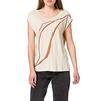 ESPRIT Collection 021EO1K309 T-Shirt, 295/Cream Beige, XXL Women