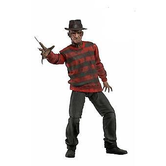 Freddy Krueger 30-års jubileum POSEABLE figur fra Nightmare on Elm Street