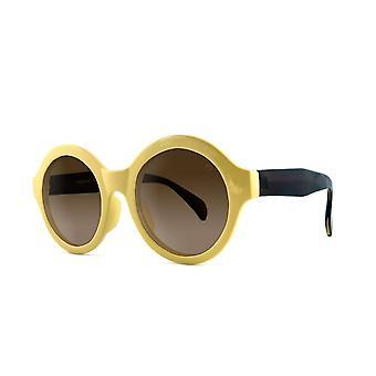 Ruby rocks glam round sunglasses 77354