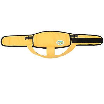الأصفر الطفل كرسي الطعام تحديد الحزام، حزام الحماية المضادة للسقوط az22445