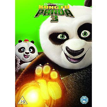 Kung Fu Panda 3 (2018 Artwork Refresh) DVD