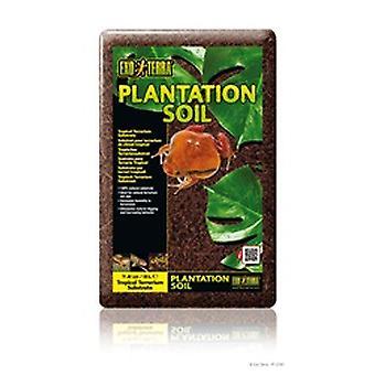 Exo Terra EXO TERRA PLANTATION SOIL 8l (Reptiles , Beds and Hammocks)