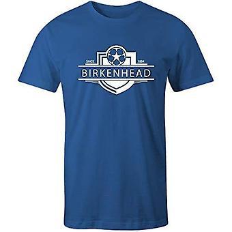 Sporting empire tranmere rovers 1884 established badge kids football t-shirt