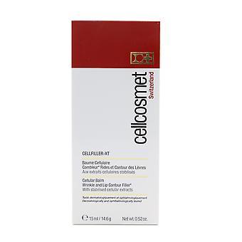 Cellcosmet cell filler xt (cellular balm wrinkle & lip contour filler) 263467 15ml/0.52oz