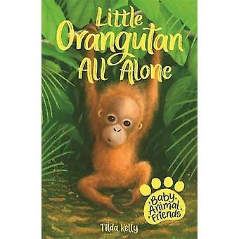 Baby Animal Friends: Little Orangutan All Alone