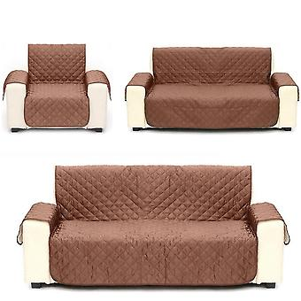 Vandtæt quiltet sofa dækker for hunde anti-slip sofa hvilestol slipcovers