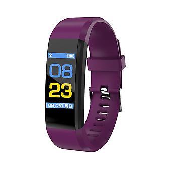 Montres intelligentes Bluetooth, Moniteur de fréquence cardiaque, Tracker de fitness, Bracelet