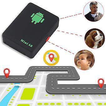 Mini Global Realtid Gps Tracker Gsm / gprs / gps Tracking Tool Barn / husdjur / bil