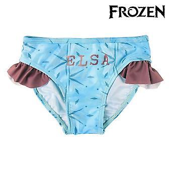 Swimsuit for Girls Frozen Blue