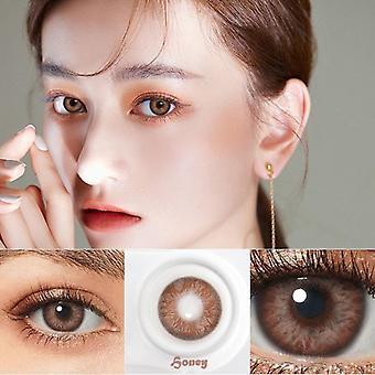 Värilliset linssit silmille