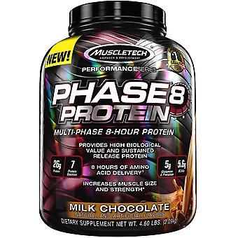 Phase8 Protein, Milk Chocolate - 2090 grams