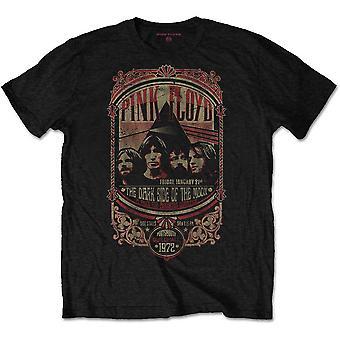 Pink Floyd - Portsmouth 1972 Unisex Medium T-Shirt - Nero