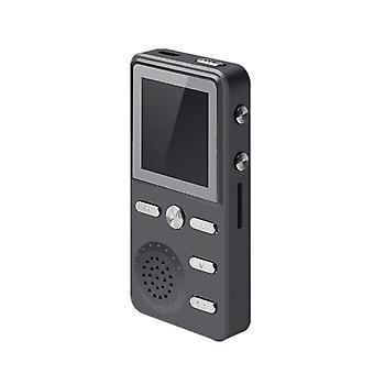 Metalen 8 GB MP3-speler Lossless HIFI MP3 (zwart)