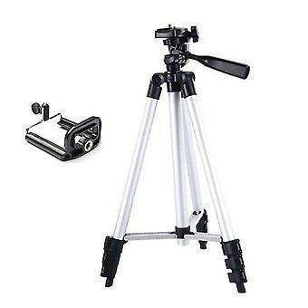 Universal Teleskop Kamera Stativ Halterung Halter für iPhone Samsung + Tasche