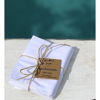 Cotton Smooth Handkerchiefs