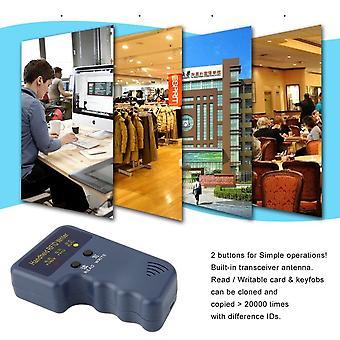 håndholdt 125khz rfid kopimaskin / forfatter / lesere / duplisator med 10pcs ID-koder