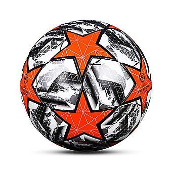 Konkurranse Sport Trening Ball Profesjonell Stil Mykt Materiale Fotball Siste Stil Ball