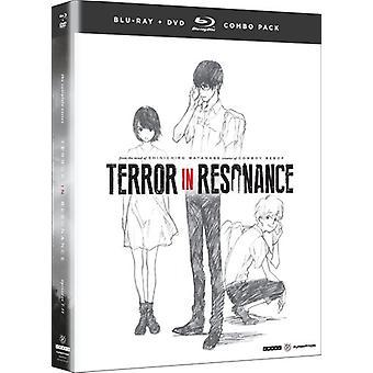 Terreur en résonance: terminer importation USA série [Blu-ray]