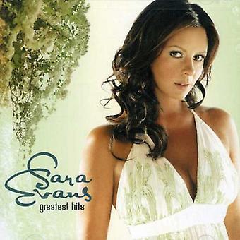 Sara Evans - Greatest Hits [CD] USA import