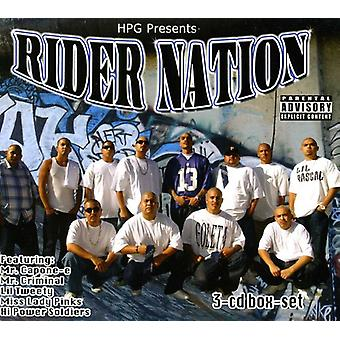 Hpg Presents - Rider Music Box 3 CD Box Set [CD] USA import