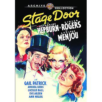 Importación de USA de Stage Door [DVD]