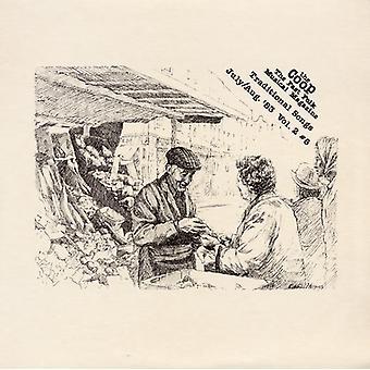 Importer des Fast Folk Magazine Musical - Vol. 2-Fast Folk USA Traditio [CD] Magazine Musical (6)