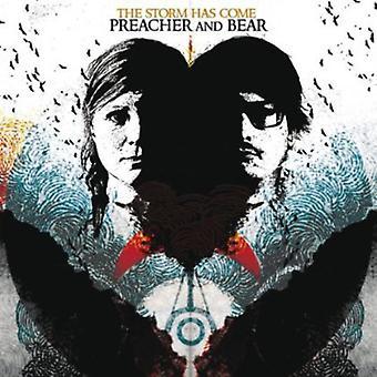 Preacher & Bear - Storm Has Come [CD] USA import