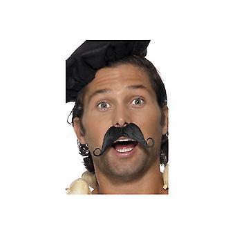 Ranskan parta musta ranskalainen Ranskan parta viikset