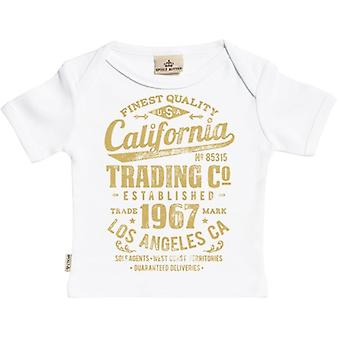 Spoilt Rotten California Short Sleeve Baby T-Shirt