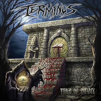 Terminus - Tomb of Infamy [CD] USA import
