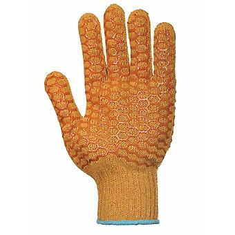 Portwest - gants de pince réversible Criss Cross (Pack de 12 paires)