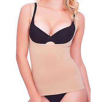 """Mio Shape W1007C nud firma de control """"purta propriul sutien"""" vest modelarea camisole top"""