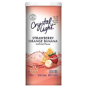 Luce di cristallo fragola arancia Banana Drink Mix