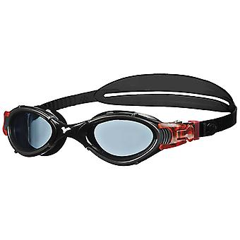 Arena Nimesis Crystal Medium Swim Goggle- Smoke Lens - Black